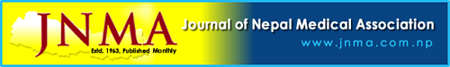 Journal of Nepal Medical Association